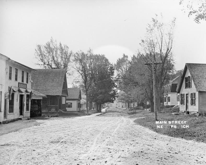 Main Street, New Ipswich